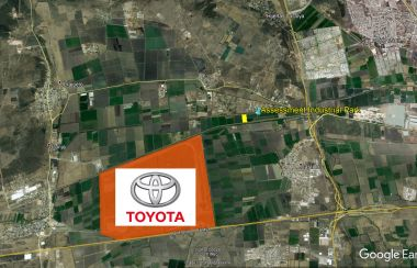 Terrenos en Venta, Assessment Industrial Park (Ay)