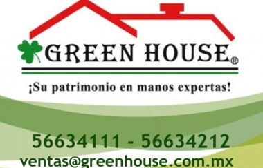 Green house vende casa