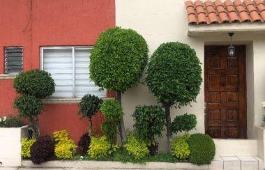 Casa en renta en Calacoaya con seguridad 24horas y jardin