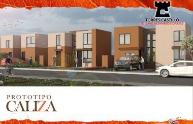 Casas en venta en san luis potosí, entrada soledad o periférico C. 54CALI