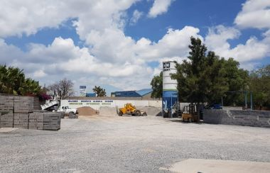 Bodega en Renta sobre Carretera Matehuala San Luis Potosi