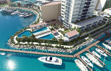 Penthouses en la marina cancun, Departamentos y Penthouses en cancun de hasta 412.54 mt2 Ph4