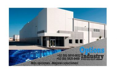 Excellent warehouse alternative for rent in Tlaxcala