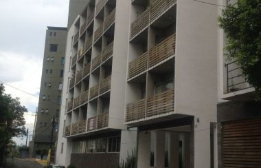 Lindo Departamento de 66 m2, Insurgentes Cuicuilco Ideal Para Universitarios. MC
