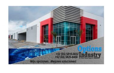 Available warehouse in Tlaxcala