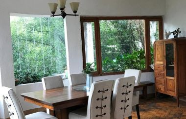 Casa en renta Av. Toluca, muy cerca de la Supervía