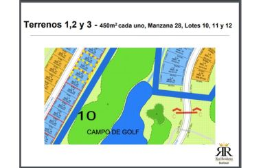 Terreno urbano en paraíso country club / emiliano zapata - rr-145-tu