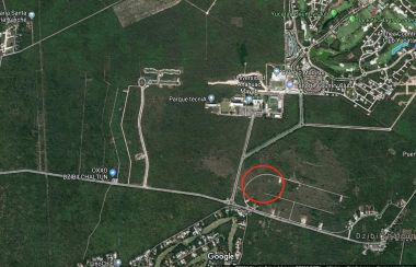 Terreno / Lote en Venta en Club de Golf La Ceiba